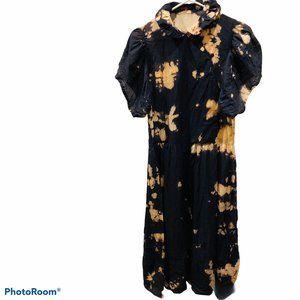 """Kenzo Jap Made Japan blue blush dress M 36"""""""
